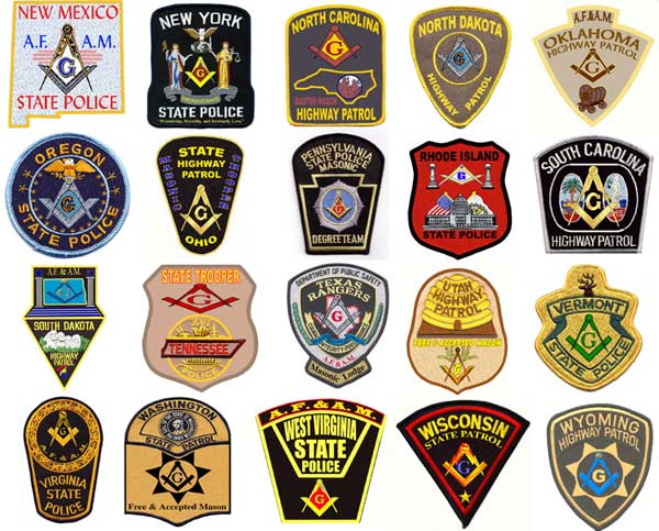 masonic-police-patches