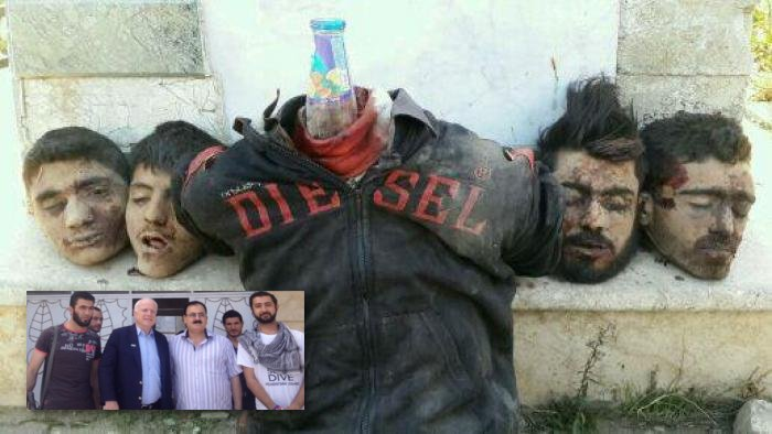 Consider, Christians being beheaded in syria consider