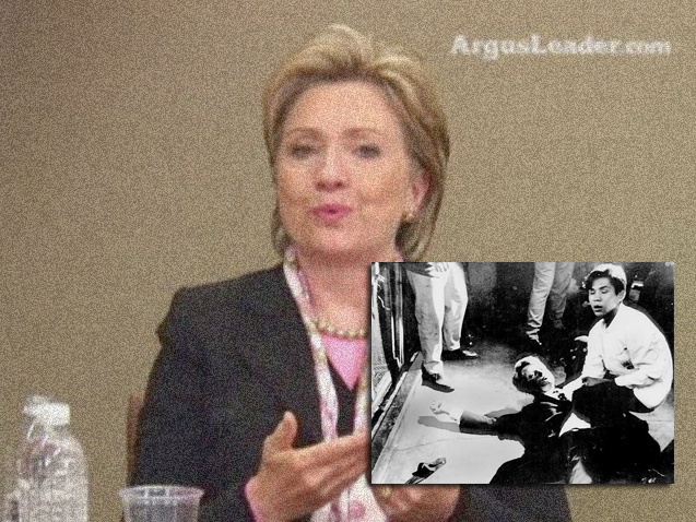 8 Years Ago Hillary Evoked RFK Assassination to Stay in Race