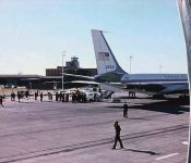 AUDIO: Air Force One, Nov. 22, 1963, Moments After JFK Assassinated