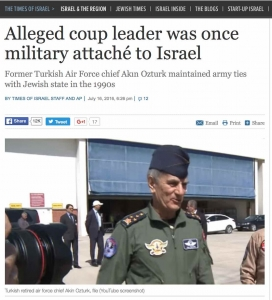 turkish coup leader
