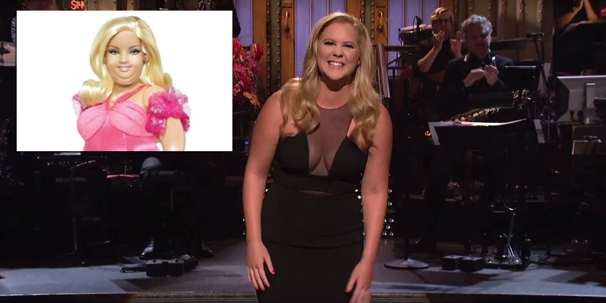Amy Schumer to Play Fat Barbie