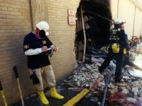 FBI Posts Previously Unreleased 9/11 Attack Pentagon Investigation Images