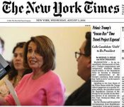 Fooled by Spoof Book: Confirmation Bias Hits The New York Times, Pelosi