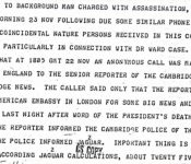 JFK Files: Multiple Shooters, FBI Paid Oswald, CIA Makes Fake News, LBJ Was Coup Linchpin and in KKK