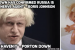 Boris Johnson Globalist Action Figure Hits Market