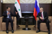 A meeting between Presidents Assad and Putin held in Sochi
