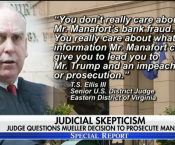 On Same Day, Two US Federal Judges Slap Special Counsel Mueller In Face Over Trump-Russia Collusion Hoax