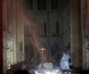 France Jails Feared ISIS Terrorist For Trying To Blow Up Notre Dame—72 Hours Later It's In Ruins