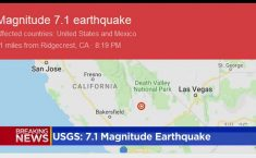 "Russia Hints Earthquake Weapon ""Active"" As 7.1 Trembler Strikes California"