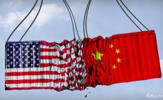US-China Relations Pass Point Of No Return As America Slides Further Towards Civil War