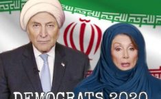 Democrat Party Breaks With Rest Of World To Support Iran Policy Based On War And Bloodshed