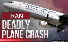 Ukraine Plane Downed By Saudis Over Iran Morphs Into Psychological Warfare Weapon To Attack Trump