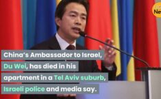 Swift Retaliation For Assassination Of US Military Commander Kills Chinese Ambassador To Israel