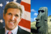 Bush, Kerry and  the Skull and Bones