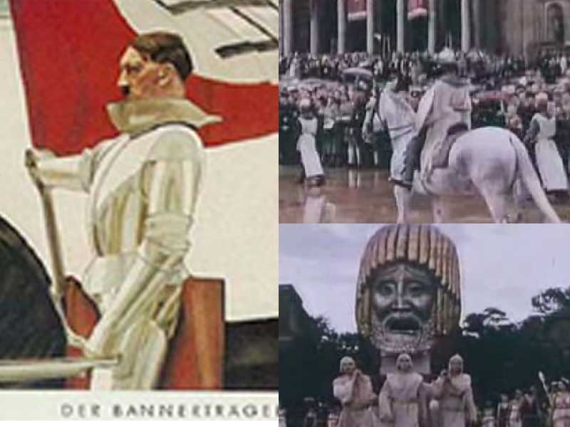 Nazi celebration of Templar origins