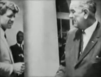 "RFK to Johnson: ""Why did you have my brother killed?"""