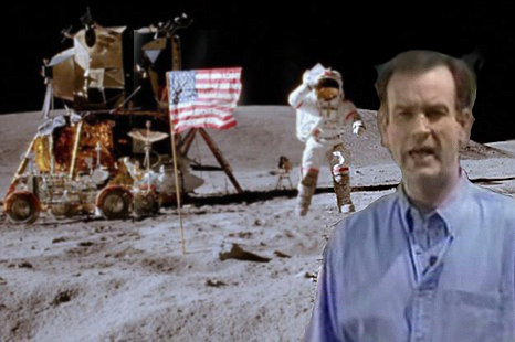 "Bill O'Reilly's ""Live Feed"" from Moon Landing Questioned"