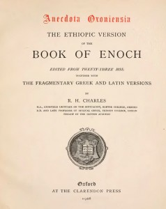 The Book Of Enoch - Michal Jerabek - Books Covers