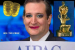 "Congratulations! Sen. Ted Cruz Wins AIPAC ""Golden Kneepads"""