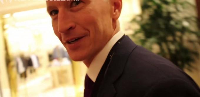 Anderson Cooper is CIA. Surprise, surprise…