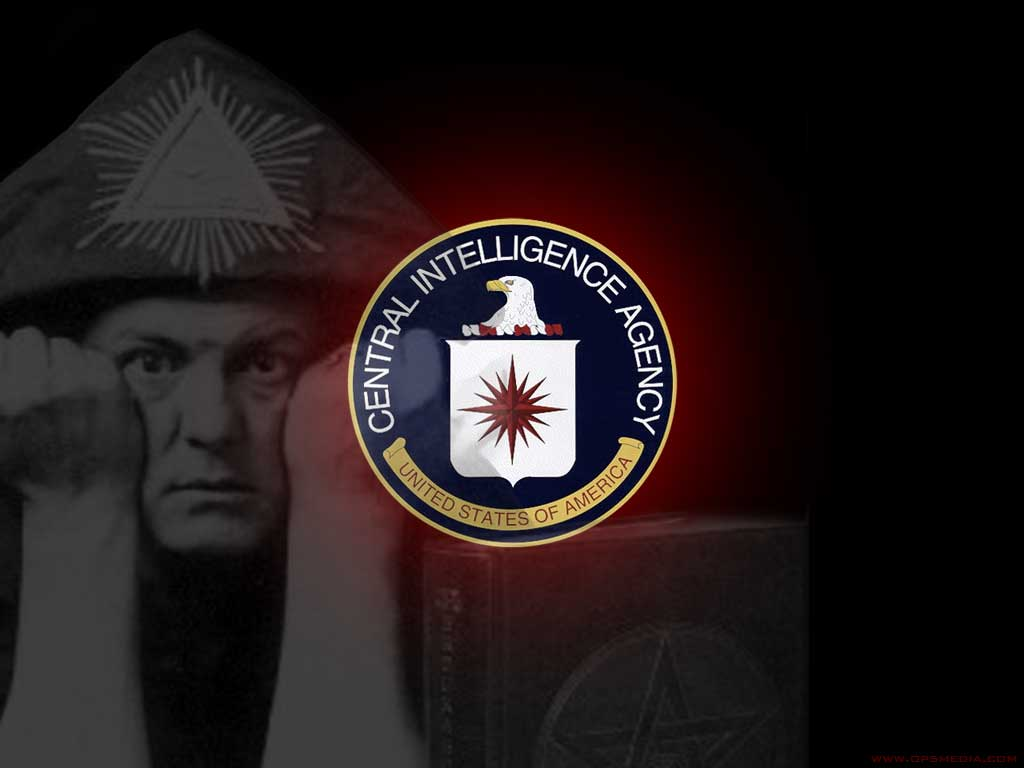 Crowley and the CIA