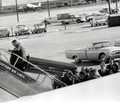 JFK's Casket Dumped at Sea