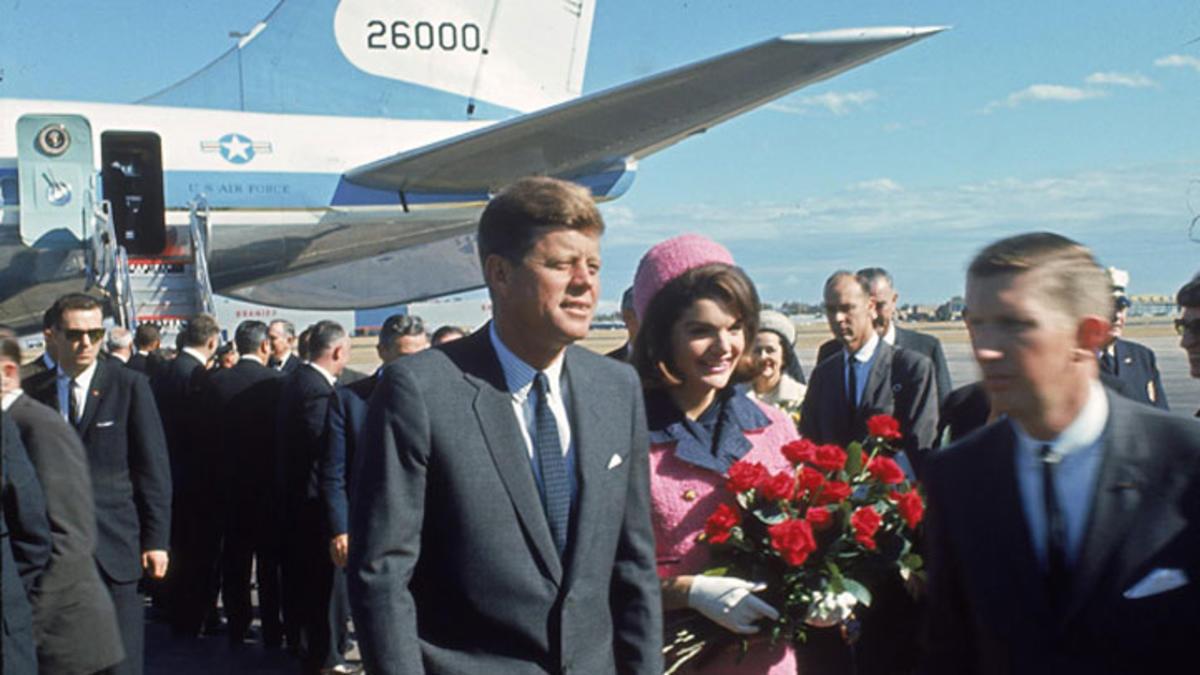 JFK, MLK, RFK