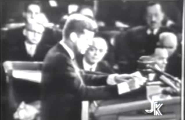 President Kennedy and Medicare