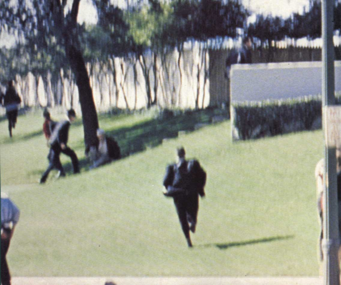 "The ""56 Grassy Knoll Witnesses Conspired to Lie"" Conspiracy Theory"
