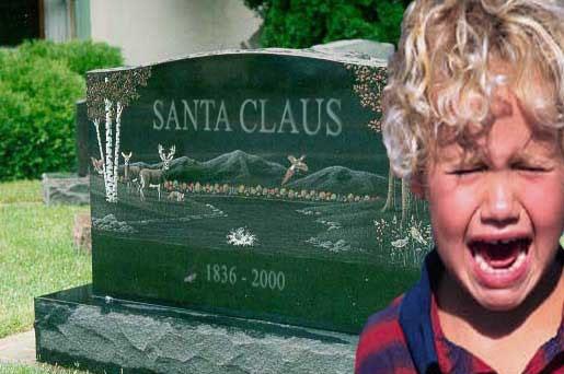 santa died