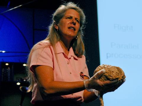 Stroke of Insight -- Jill Bolte Taylor