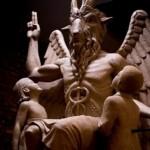 Baphmoet statue